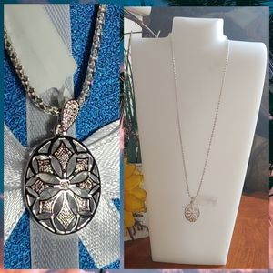 Jewelry - SALE sterling silver necklace